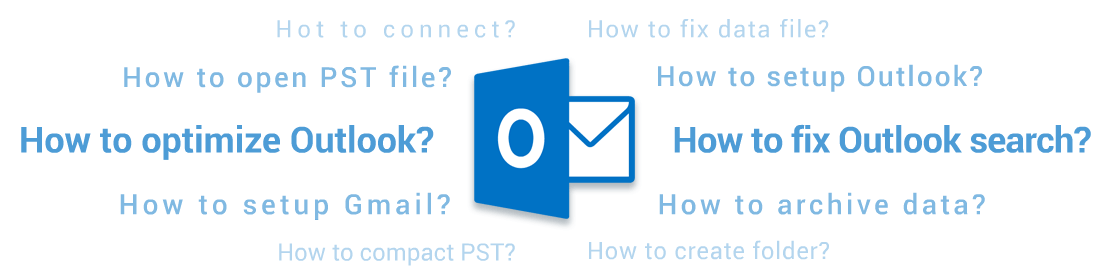 How to set up Outlook?
